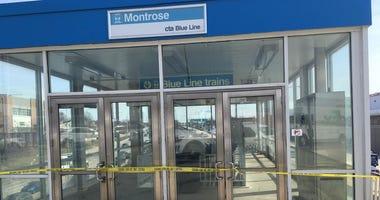 CTA Montrose Blue Line
