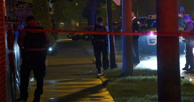 South Euclid Avenue shooting