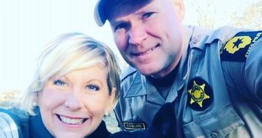 State Trooper Tracy Lillard