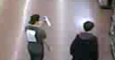 Joliet police are looking for two men whose stunt on Sunday cost Walmart about $10,000.