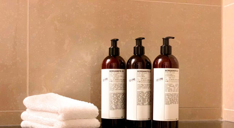 Hyatt Hotels Corp. is the latest hotel company to remove small bottles from its bathrooms in an effort to reduce waste.