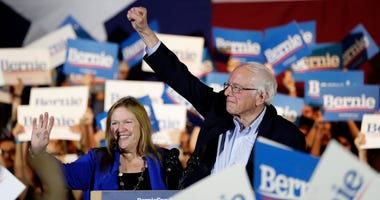 Moderates hustle to blunt Bernie Sanders' momentum after Nevada win