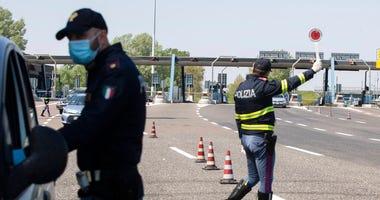 Italian cops