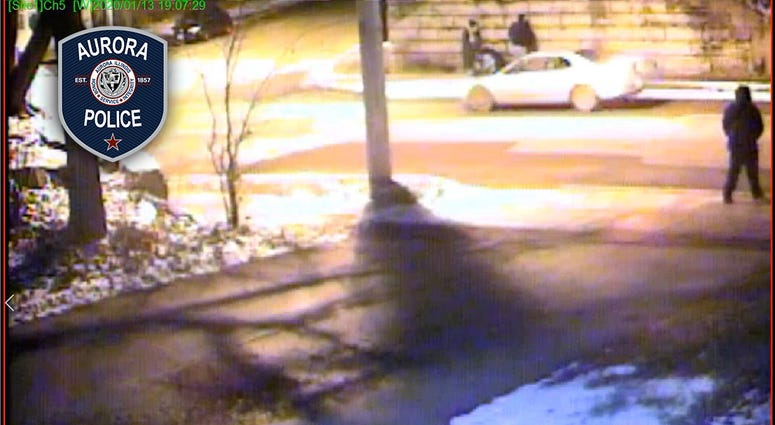 Police are looking for a car wanted in connection with a fatal hit-and-run last week in west suburban Aurora.