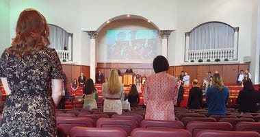 NW Side Church Holds Service Despite Fines, Closure Threats