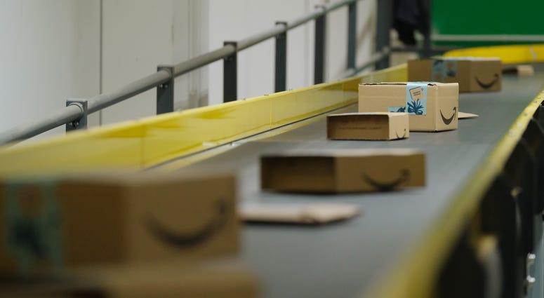 Amazon Distribution Center Generic Germany