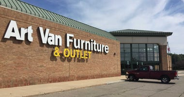 Art Van Furniture File