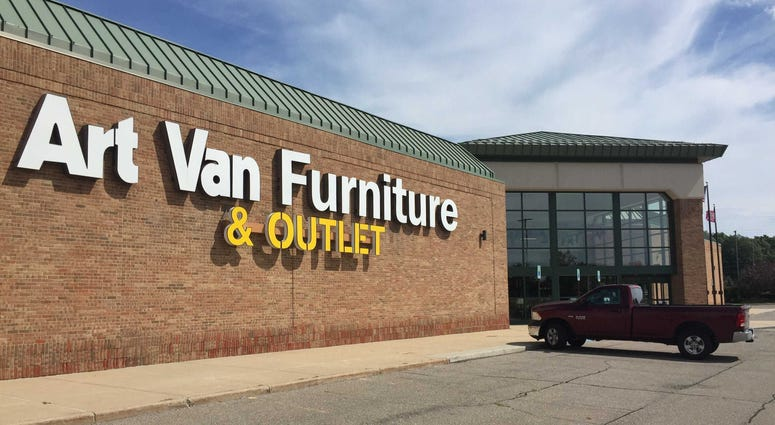 Art Van Furniture File