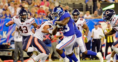 Bears V Giants Preseason 2019