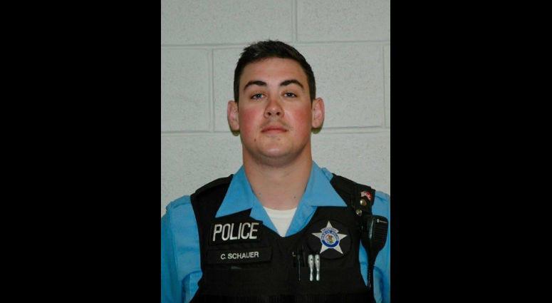 Berwyn Police Officer Charles Schauer