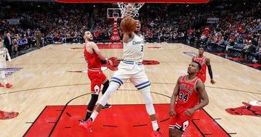 Bulls V Bucks