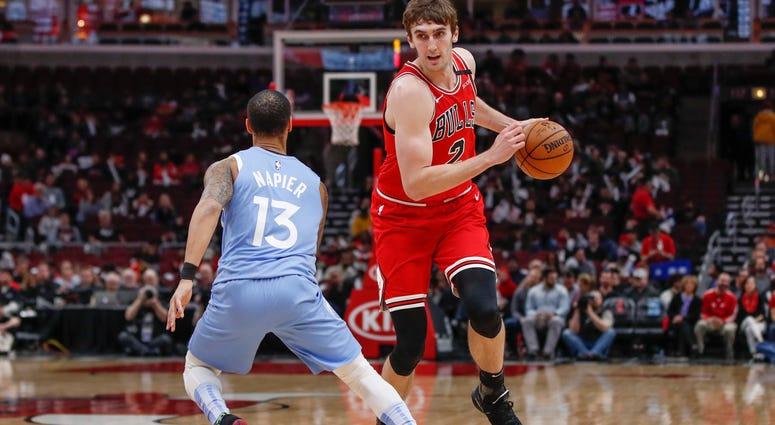 Bulls Timberwolves