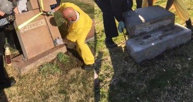 Cemetery Repair