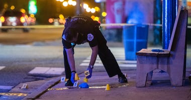 A man was shot to death Tuesday in Vittum Park on the Southwest Side.