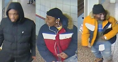 CTA Strong Armed Robbery