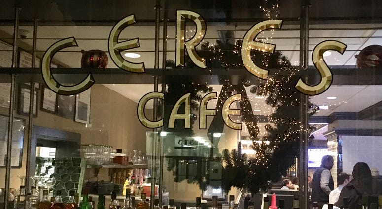 Ceres Cafe Chicago