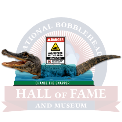 Chance the Snapper Bobblehead