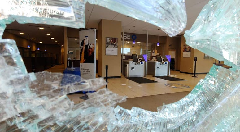 Businesses Close, Residents Told To Stay In As Unrest Continues