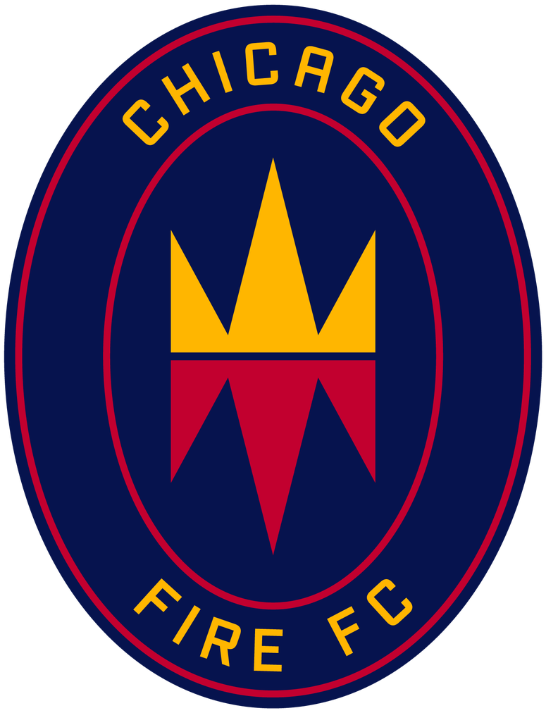 Chicago Fire FC is proud to unveil its new primary badge and brand identity as the Club readies for its 2020 move to Soldier Field.