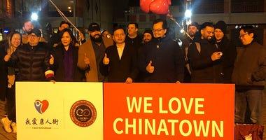 Chinatown Restaurant Crawl