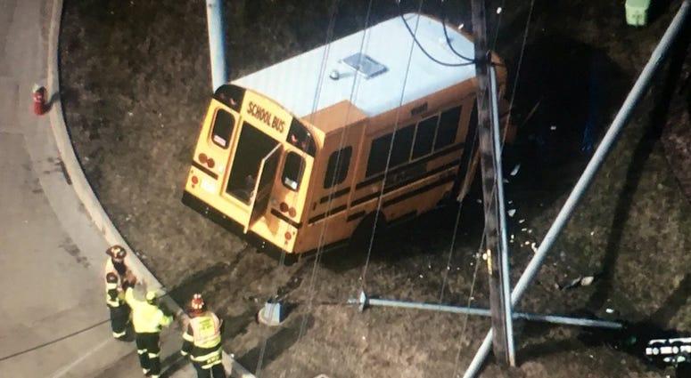 Downer's Grove Bus Crash