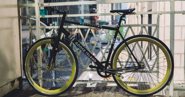 Goose Island 312 Bike Drop