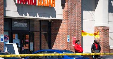 Dollar Store Shooting