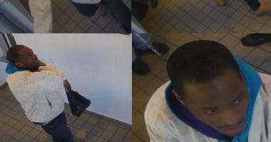 Police release photos of man wanted for fatal Englewood stabbing