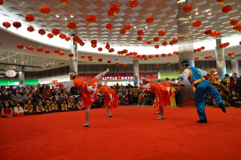 Lunar New Year at Fashion Outlets of Chicago