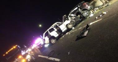 Gary wrong-way crash kills 3