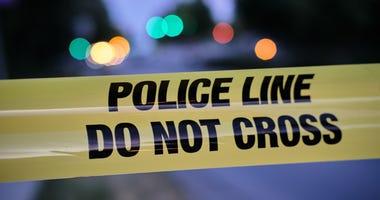 Crime Police Tape