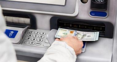 Bank Withdrawl