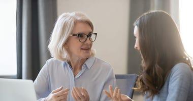 Teaching Seniors Technology