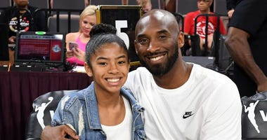 Kobe Bryant and daughter, Gianna, killed in helicopter crash.