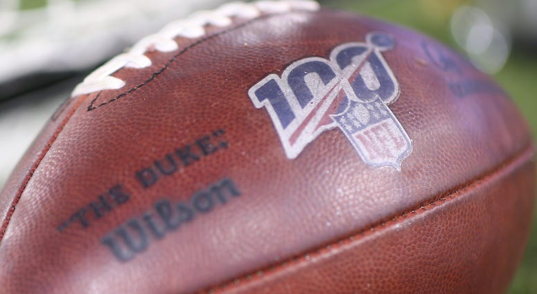NFL 100 Football