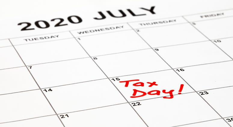 2020 Income Tax Due Date