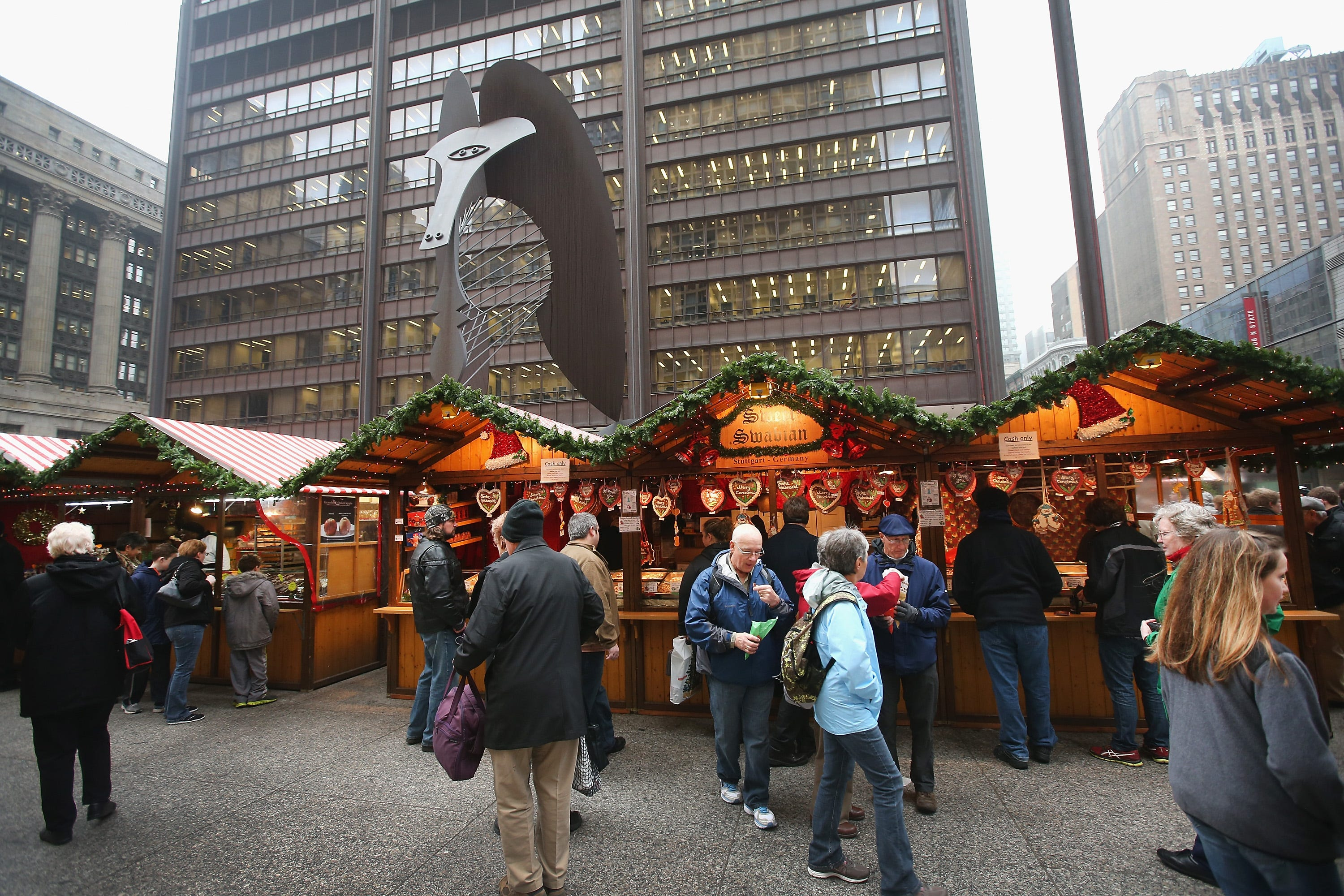 A Guide To The 2019 Christkindlmarket