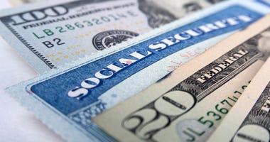 Money, social security