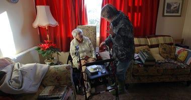 Number Of Caregivers In U.S. Increases