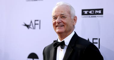 Bill Murray attends the American Film Institute's 46th Life Achievement Award Gala Tribute to George Clooney at Dolby Theatre on June 7, 2018 in Hollywood, California.