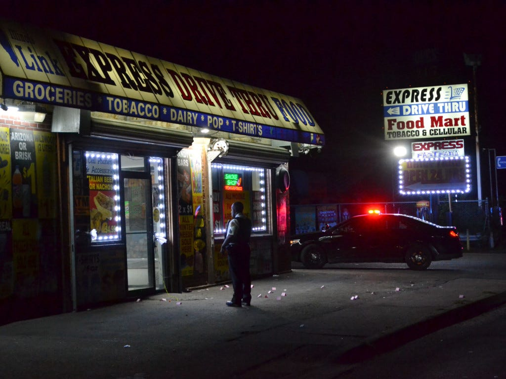 2 Killed In Shootout At Harvey Convenience Store | WBBM-AM