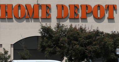 Home Depot Sign