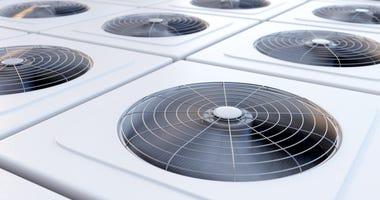 HVAC Cooling Heating