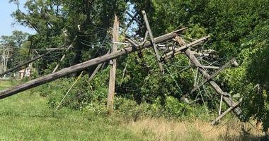 Harvey Storm Damage