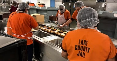 The Lake County Jail program is called IN2WORK, a three-day program in which detainees can wind up with a culinary certification and a better chance to get a job in the food industry once they're out of jail.