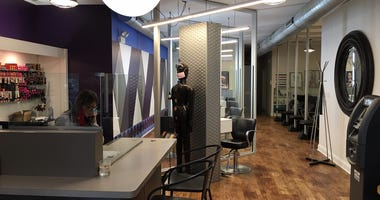 Beverly Salon Gets Safety Makeover As It Prepares To Reopen