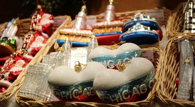 Christkindlmarket Chicago Ornaments