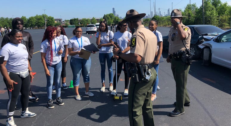 Traffic Crash Reconstruction and Roadway Safety Camp