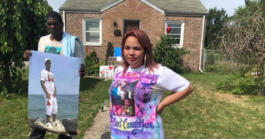 The girlfriend of a 25-year-old Gary man who was shot to death by a police officer early last Saturday expects to file a wrongful death lawsuit against the police department.