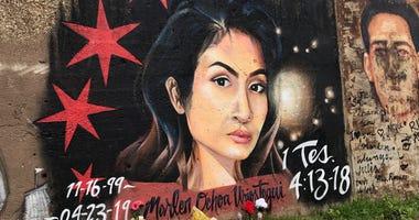 Marlen Ochoa mural